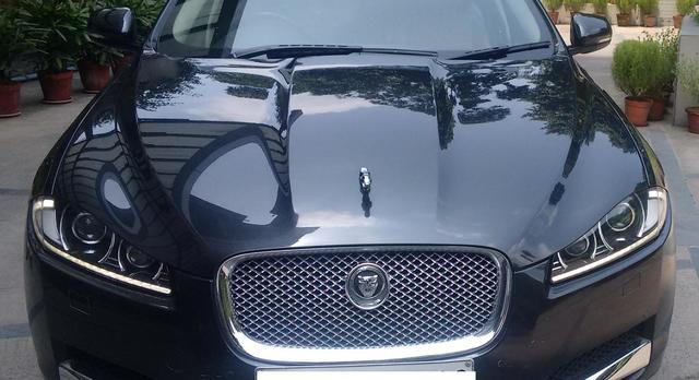 Jaguar XF 2.2 Luxury 2012