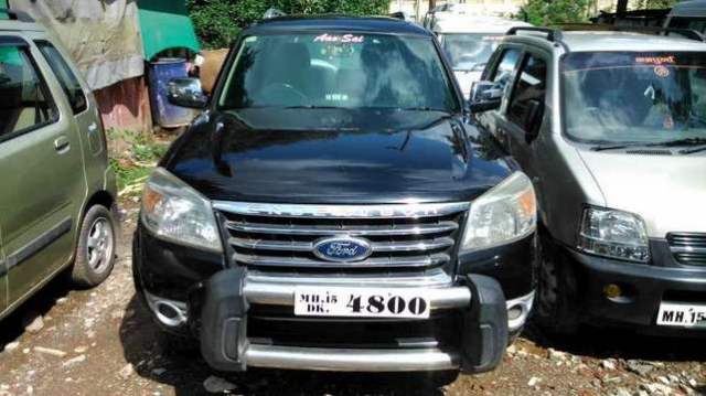Ford Endeavour 3.0L HURICANCE LIMITED EDITION 2012