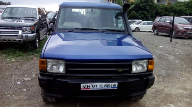 Land Rover Discovery Discovery HSE 1996