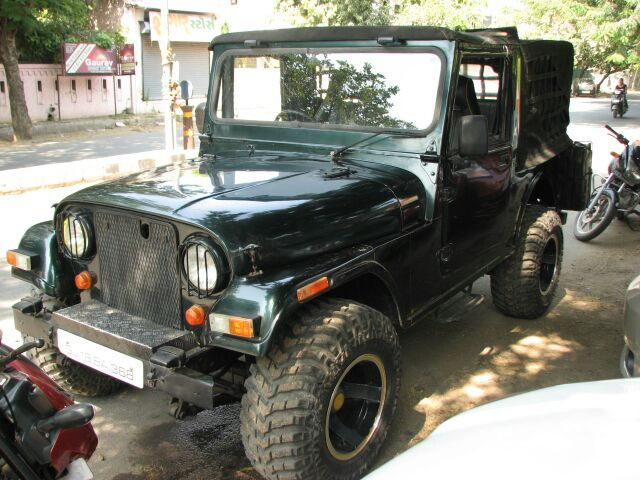Mahindra Jeep MM 550 2004