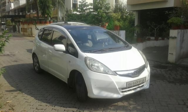 Honda Jazz BASE 2010