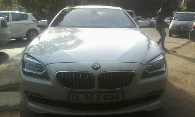 BMW 6 Series 640 D 650 I COUPE 2012
