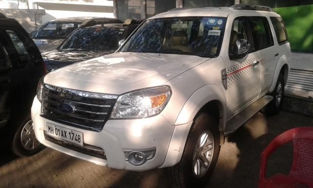 Ford Endeavour 2.5L 4x4 MT 2011