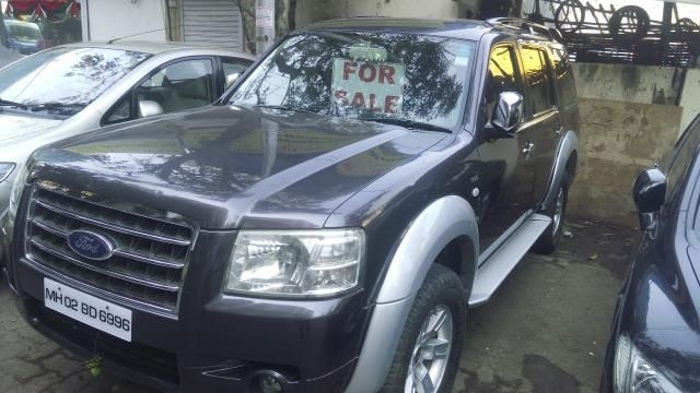 Ford Endeavour 4X4 AT 2007