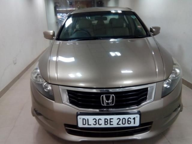 Honda Accord 2.4 VTI L AT 2008