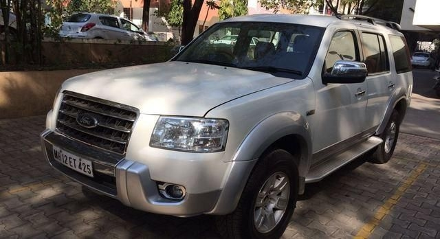 Ford Endeavour XLT TDCI 4X2 LTD 2008