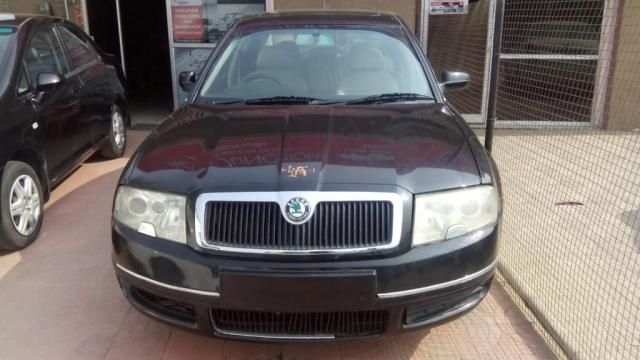 Skoda Superb Elegance AT 2006