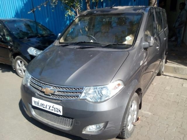 Chevrolet Enjoy 1.4 LS 7 STR 2013