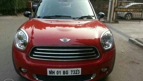 Mini Cooper Countryman D 2013