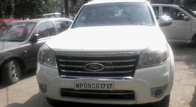 Ford Endeavour 3.0L HURICANCE LIMITED EDITION 2010