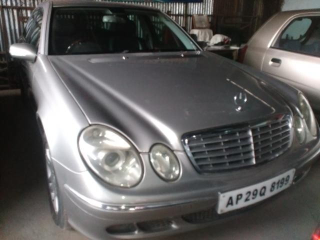 Used 2006 mercedes benz e class premium super car for for Used mercedes benz in hyderabad
