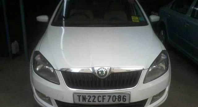 Skoda Rapid ACTIVE 1.6 TDI MT 2012