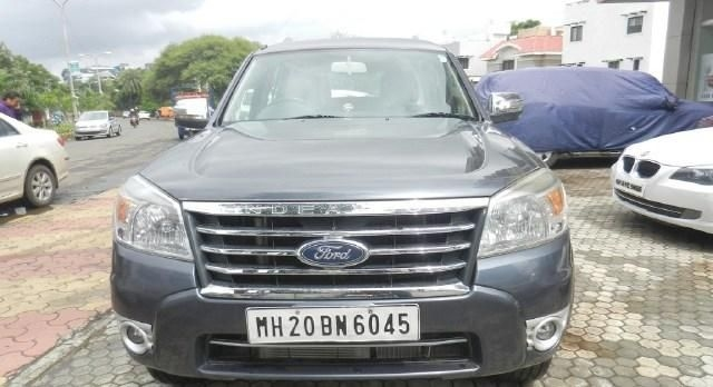 Ford Endeavour 4x4 AT 2010