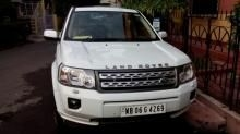 Land Rover Freelander 2 SD4 HSE 2011