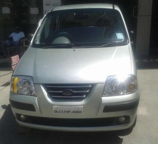 Hyundai Santro Xing XG AT 2003