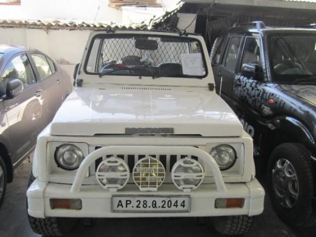 Maruti Suzuki Grand Vitara 2.4 AT 2004