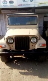 Mahindra Jeep MM 540 2002