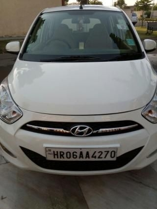 Hyundai i10 Asta 1.2 AT Kappa2 With Sunroof 2013