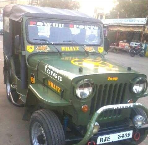 Willys Motor Willys M38 1980