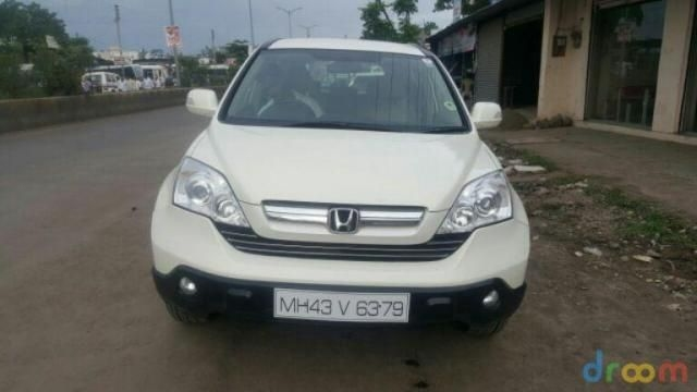 Honda CR-V 2.4L 4WD MT 2008