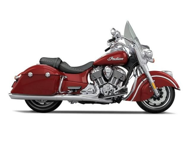 Indian Springfield 1810cc 2016
