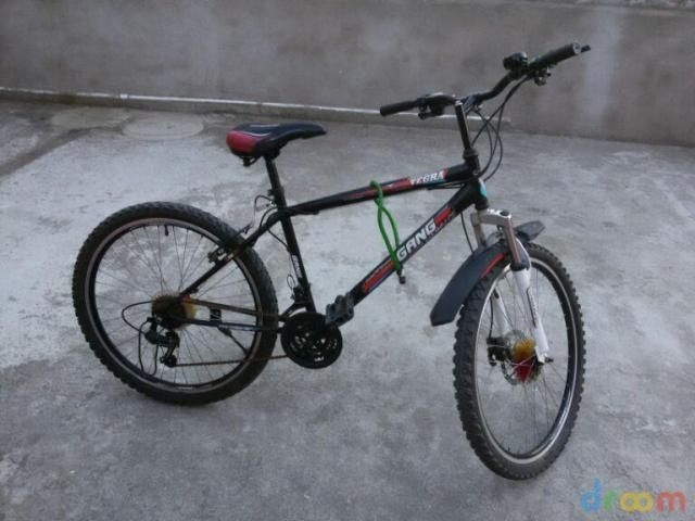 Gang X20 DS FRONT DISC 18 2015