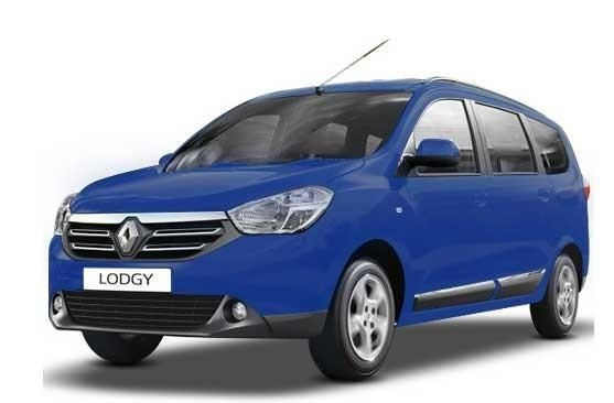 Renault Lodgy 85 PS STD 2016