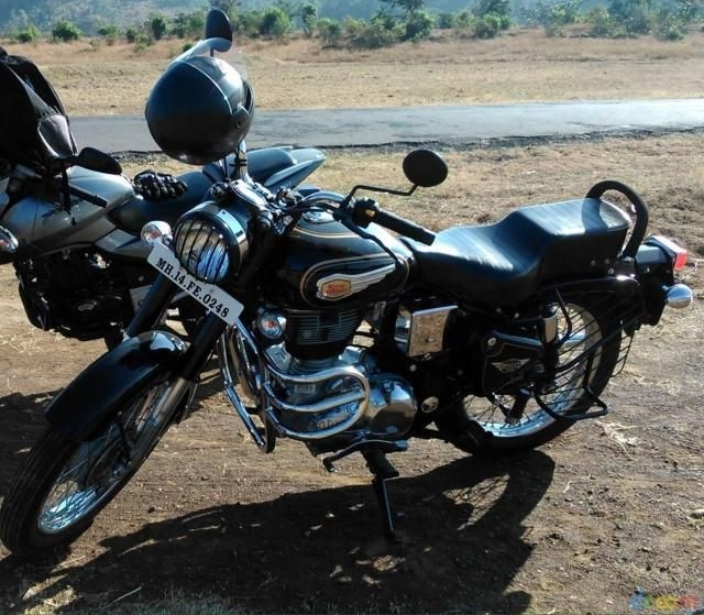 Royal Enfield Standard 350 2015