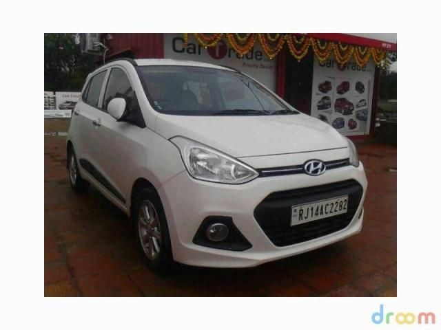 Hyundai Grand i10 ASTA 1.1 CRDI OPT 2015