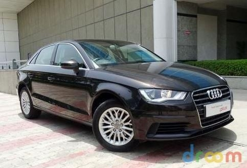 Audi A3 A3 2.0 TDI Premium Plus Edn.  Panoramic Sunroof 2014