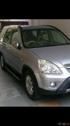 Honda CR-V 2.4 MT 2004