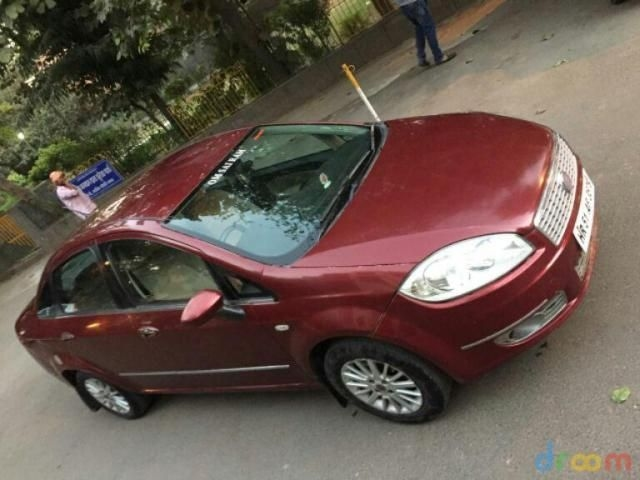 Fiat Linea EMOTION PK 1.4 2010