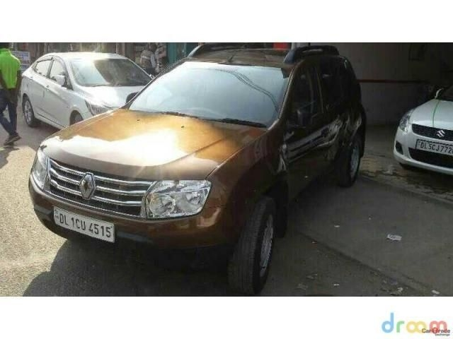 Renault Duster 85 PS RXE 4X2 MT 2015