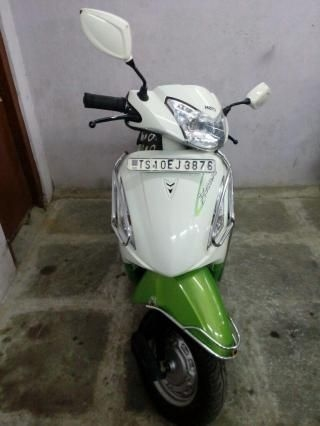 Hero Pleasure 100cc 2016