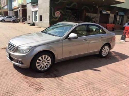 Mercedes-Benz C-Class 200 K ELEGANCE AT 2008