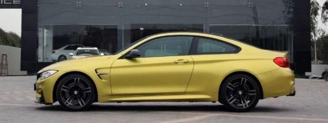 BMW M Series M4 Coupe 2015