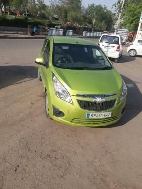 Chevrolet Beat LS 2010