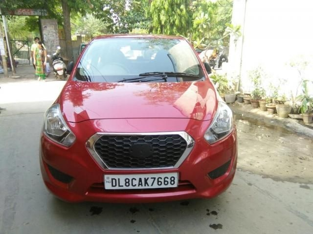 Datsun Go Plus T Option 2015