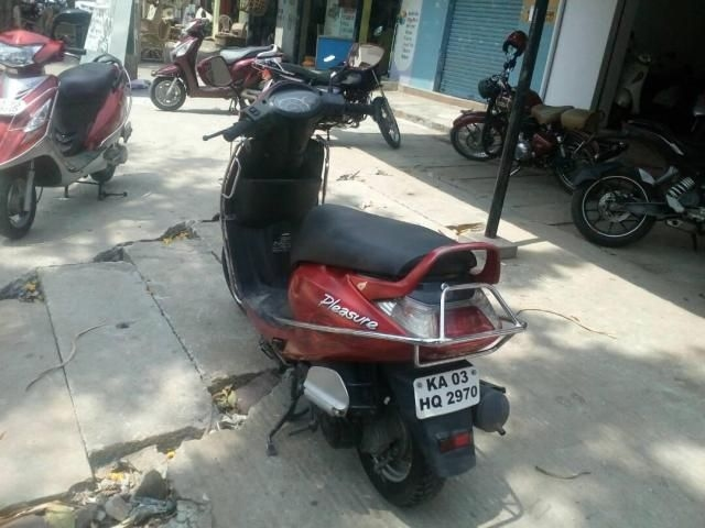 Hero Pleasure 100cc 2012
