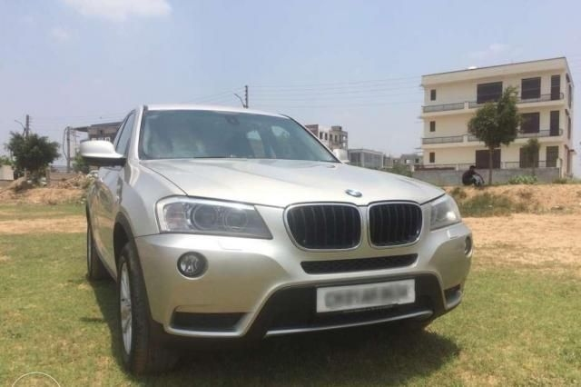 BMW X3 sDrive 20d 2013