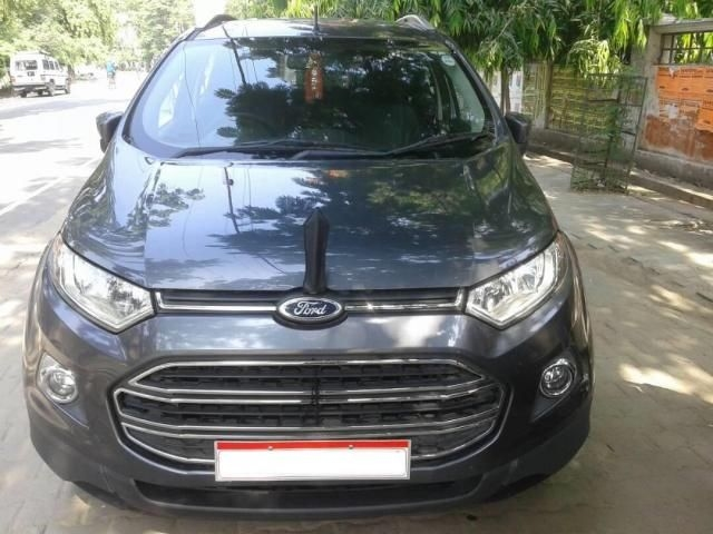 Ford EcoSport  1.5 TDCi Platinum Edition 2016