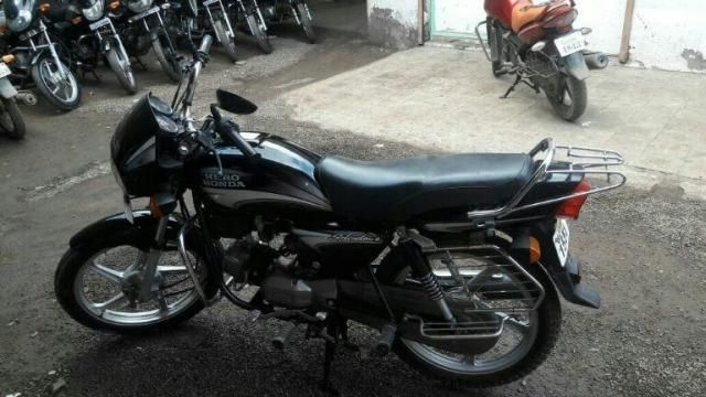 Hero Splendor plus 100cc 2012