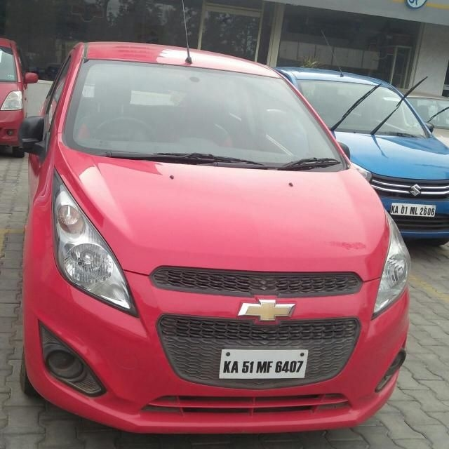 Chevrolet Beat PS Petrol 2014