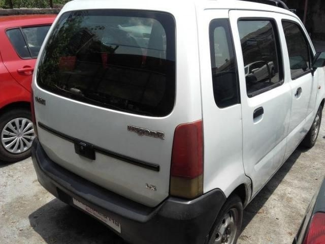 Maruti Suzuki Wagon R LXi Minor 2004