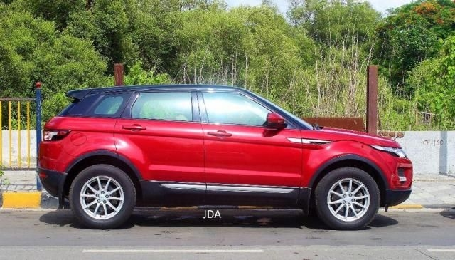 Land Rover Range Rover Evoque Pure SD4 2015