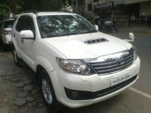 Toyota Fortuner 2.5 4x2 MT TRD Sportivo 2013
