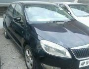Skoda Rapid Elegance 1.6 TDI CR MT 2011