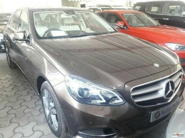 Mercedes-Benz E-Class E250 CDI BlueEfficiency 2013