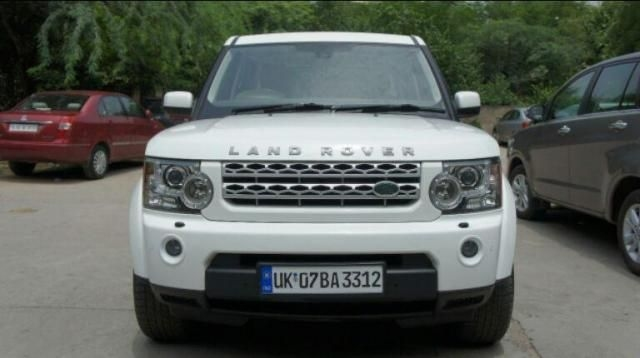 Land Rover DISCOVERY 4 3.0 V6 HSE 2013