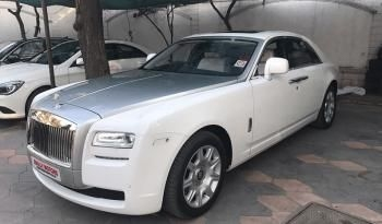 Rolls Royce Ghost 6.5 2011